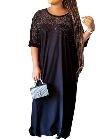 African Attire Party Wear Collection Dubai Kaftan Dresses For Women Evening Gown
