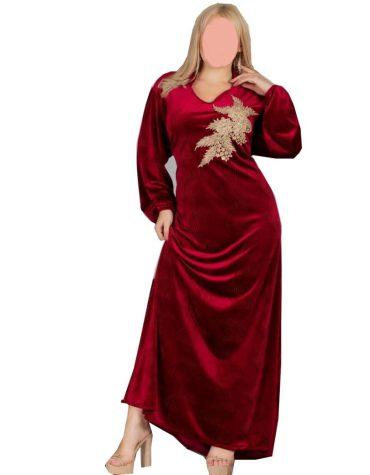 New Arrival Prom Dress Velvet Party Formal Dresses For Women