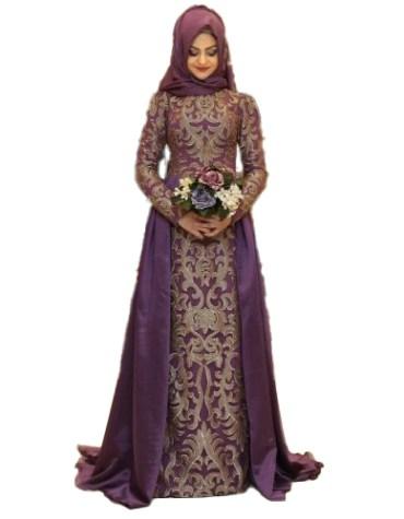 Muslim Wedding New Trending Unique Beautiful Stylish Kaftan Dress For Women