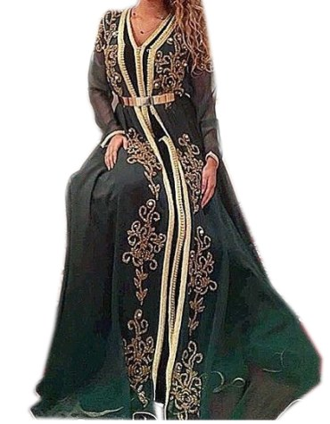 New Indian Classic Style Jacket Style Evening Anarkali for Women