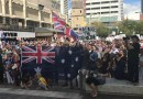 EXCELLENT: Massive turn-out for anti-genocide protest in Perth, Australia for White South Africans!