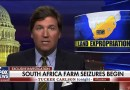 Video: Utterly Brilliant: The Fox News story that caused Trump to Tweet about S.African Land Seizures!