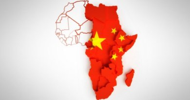 Chinese colonizing Africa – Supporter – My Comments