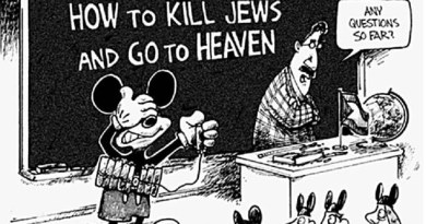 Video: BANNED: Why can't Christians shoot Jews?
