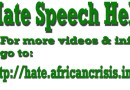 Video & Audio: How the Hate Speech Law could PROTECT White-Hating Genocidal Maniac Julius Malema