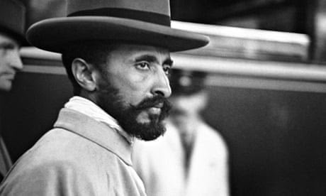 "Emperor Haile Selassie's iconic 1963 speech that inspired Bob Marley's hit song ""War"""