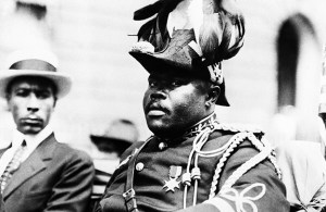 Marcus Garvey's Last Word Before Incarceration, 1923