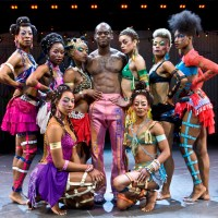 POETRY IN APRIL - How FELA the Musical Blew My Mind!