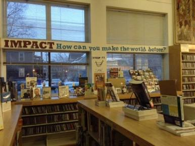LIBRARY DISPLAYS...