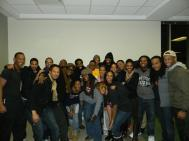 Performing @ Kent State University for My Brother, My Sister Organization- Akoma!