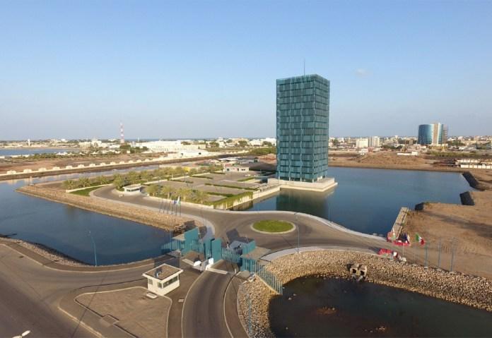 Djibouti International Business Center
