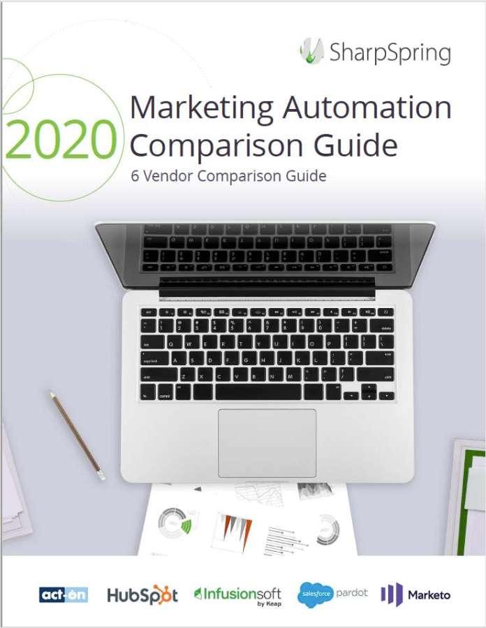 2020 Marketing Automation Comparison Guide disseminate