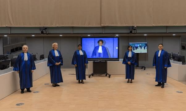 International Criminal Court Six new judges