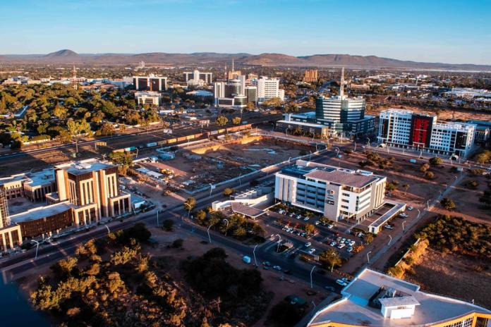 Gaborone, Botswana by Justice-Hubane - AfricaNewswire.net