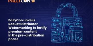 PallyCon Distributor Watermarking Banner