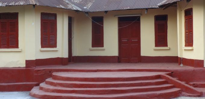 Africanfinestmums - traditional house in Anambra, Nigeria