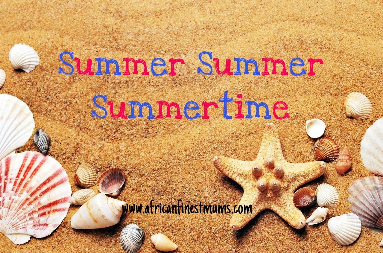 Africanfinestums - Tips and ideas for summer holiday activities