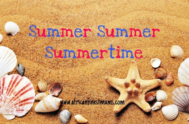 Africanfinestums - Tips and summer holidays activity ideas for kids