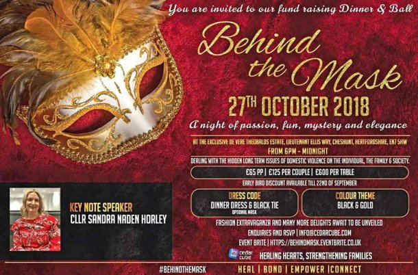 Africanfinestmums - Going behind the mask - Ihu Nweke
