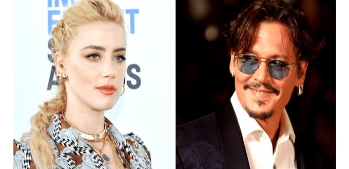 Africanfinestmums blog post - Johnny Depp and Amber Heard case study