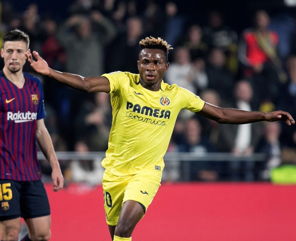 Samuel Chukwueze happy to play for Nigeria at all levels - 2019 Africa Cup  of Nations Qualifiers - Nigeria