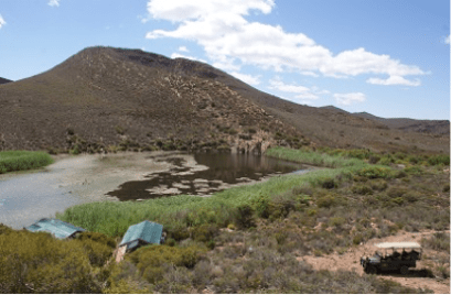12 Caracal Bush Camp