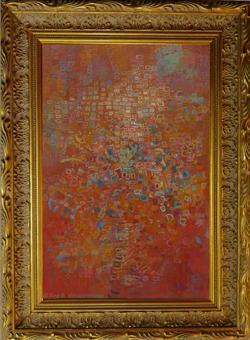 Oil on canvas Xea B.