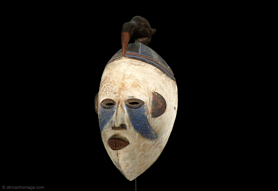Mask Igbo, collection, African Homage