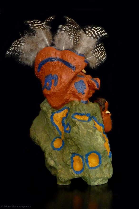 Art sculpture Pride of the Pende