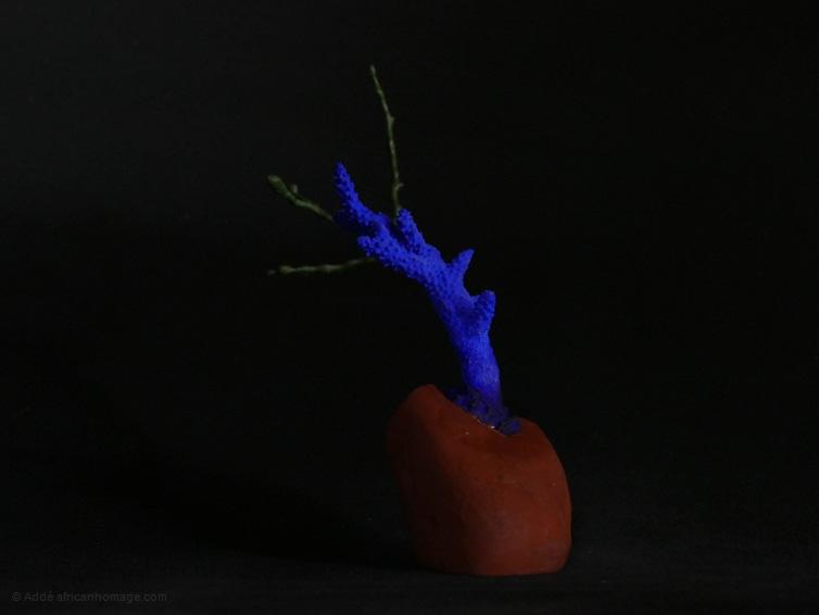 Hope, sculpture, Addé, African Homage