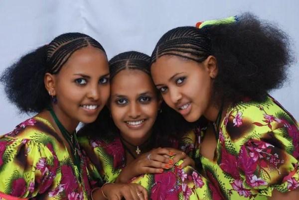 girls from eritrea