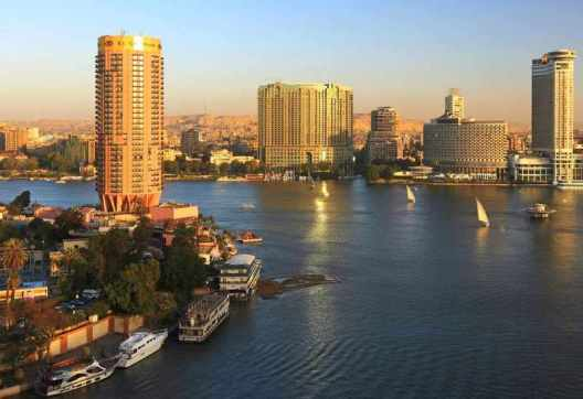 capital city of egypt