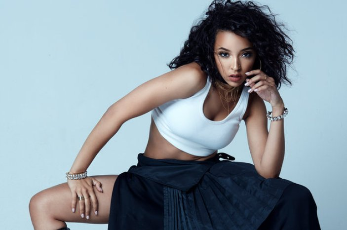 Tinashe is the richest african female musician