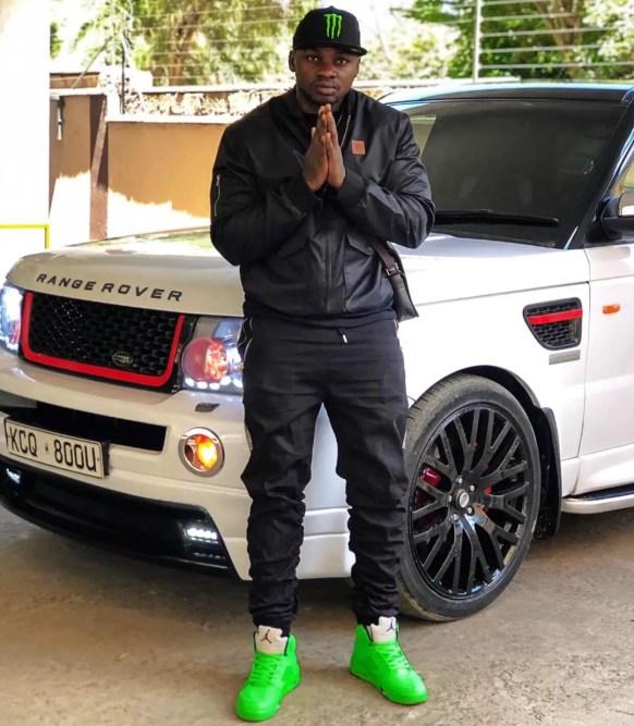 khaligraph jones is the best kenyan rapper