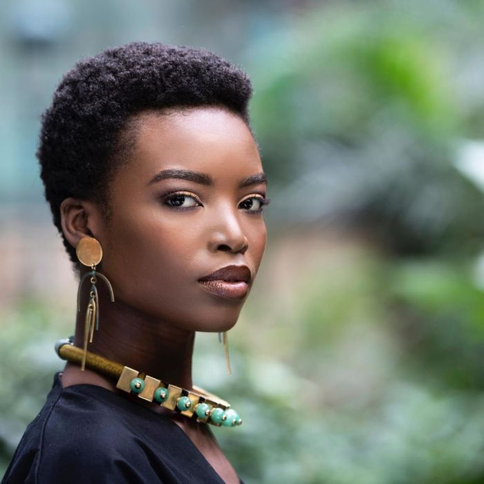 Maria Borges is an African Model