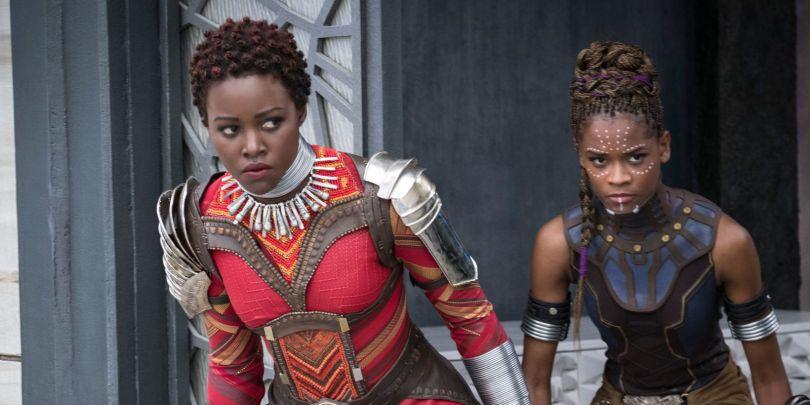 Black-Panther-Lupita Nyongo'o