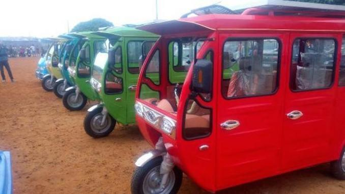 taxis solaires gérés, le 360 Afrique, septembre 2018