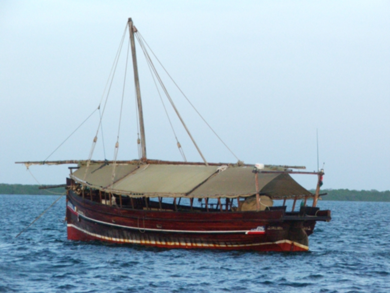 Lamu Dhow