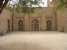 Sankore University in Timbuktu