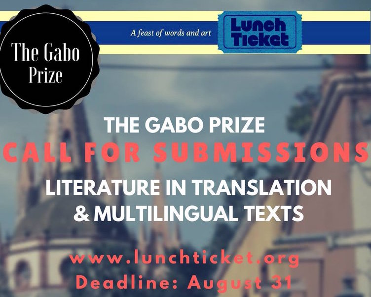 The Gabo Prize for Literature in Translation & Multi-Lingual Texts