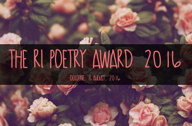 2016 RL Poetry Award