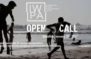 International Women Photographers Award IWPA 2017 Award