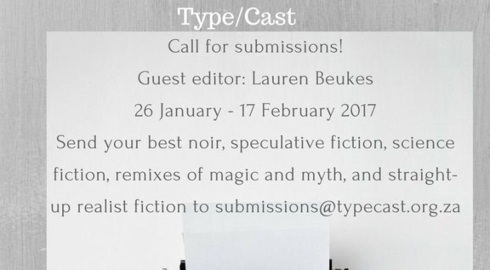 Third Edition of Type Cast