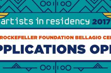 Artist In Residency (AIR): Rockefeller Foundation's Bellagio Residency Program