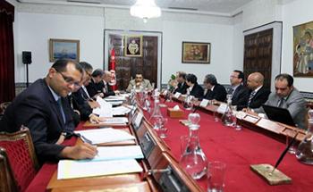 Un conseil ministériel récemment tenu au Palais du gouvernement sur les préparatifs d'approvisionnement du marché au cours du mois de Ramadan