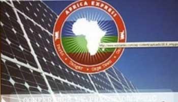 L'équipe « Africa Express »