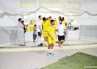 Le CAB  jouera ce soir à 22h30 son quatrième match amical qui l'opposera au club saoudien de NADI ETTAOUEN.