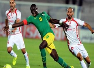 Il a fallu attendre la 94ème minute pour que l'équipe de Tunisie batte son homologue du Sénégal par un but à zéro marqué par Ferjani Sassi