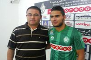 LA JSK a recrute trois nouveaux joueurs en la personne de HAMZA ZAKKAR