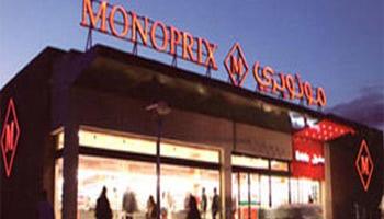 La société Monoprix a tenu